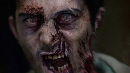 Self-Portrait Zombie