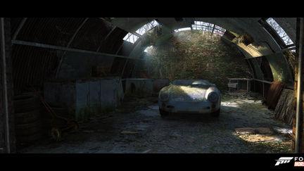 FH4 - Barnfind Interior