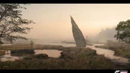 FH4 Fortune Island - Sunken Town Concept