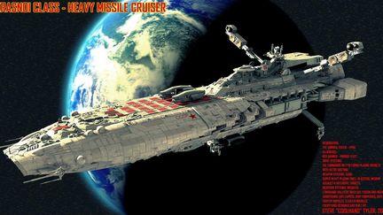 Krasnoi Class Missile Cruiser