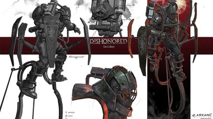 DISHONORED-02 TallBoy