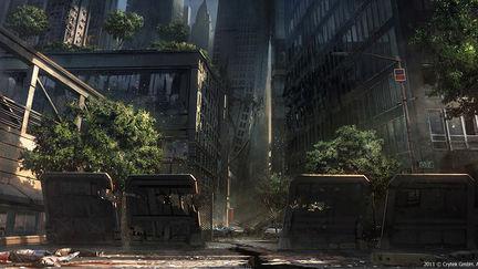 Crysis 2 - NYC