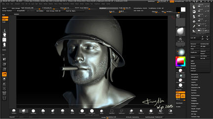 Soldier (wip)