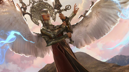 Magic The Gathering: Exquisite Archangel