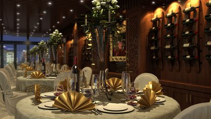Wedding Restaurant