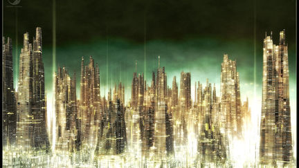 Instant City - Procedural City
