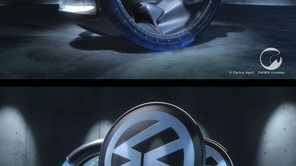New2Beetle - Future Concept Car