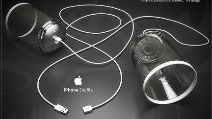 the new iPhone Shuffle - It's Magic!