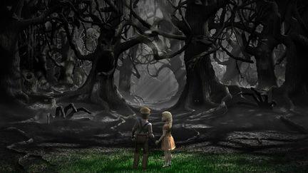 Murkfall Forest