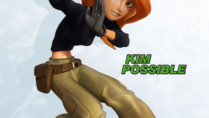Disney's Kim Possible in 3D!
