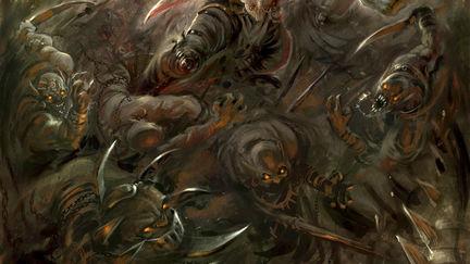 Grashasp,The Monster Slayer
