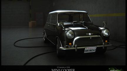 MiniCooper Garage