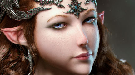 .: The Princess Of The Elves :.