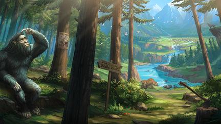 Hoodoo Forest