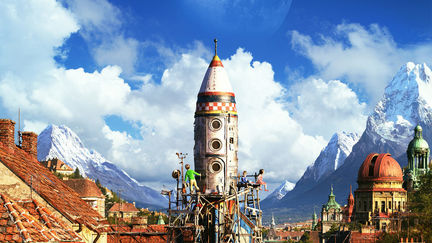 Rooftops, Rockets and Adventures beyond