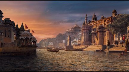 Ancient Indian City