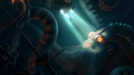 Say hello to the Kraken