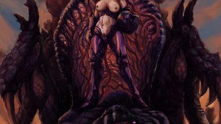 Queen of  Zerg