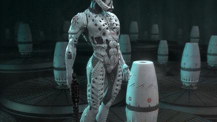 Stormtrooper EVO Space Jockey Engineer prometheus