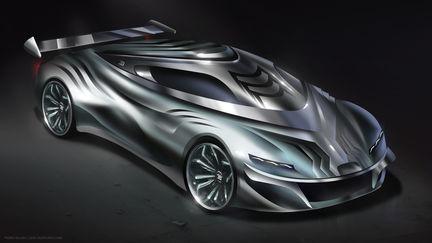 Bugatti Vehicle Desgn