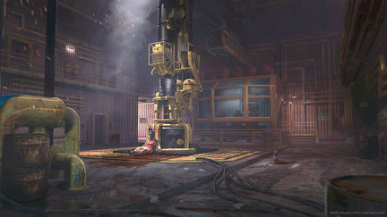 Drilling Room