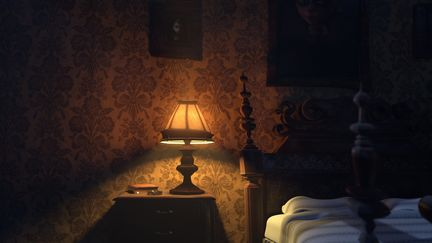 Lighting challenge #36 : A light before death