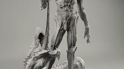 Striker Sculpt