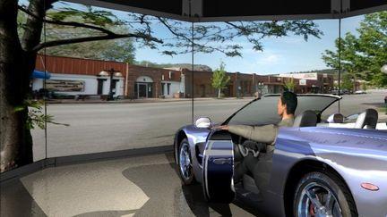 Driver Simulation