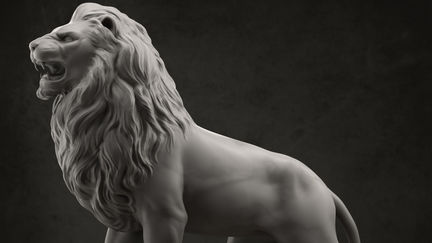 The Order: 1886 - Lion Statue