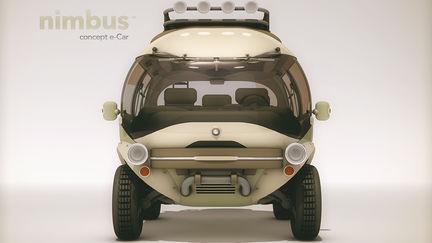 Nimbus™ e-Car - Future is calling