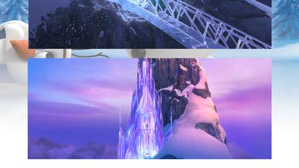 FROZEN by Disney Animation 2013