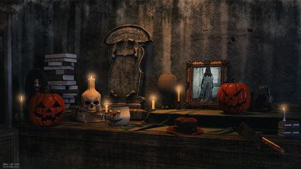Horror Desk