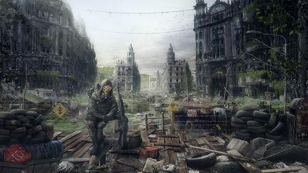 Budapest wasteland