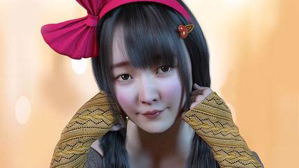 k-pop expression