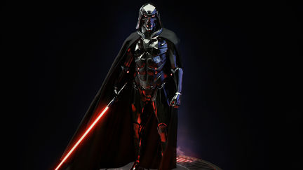 Star Wars Reimagined:DarthVader