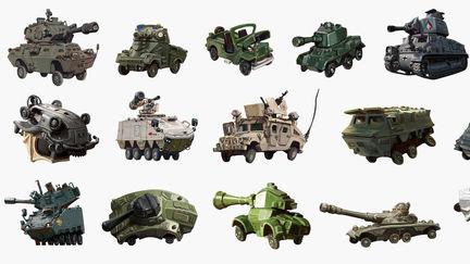 PANZER VOR III (Tank/Armored vehicle)