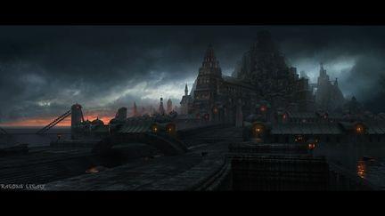 Dragons Legacy - Hammerfest