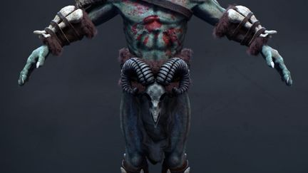 Tribal Orc