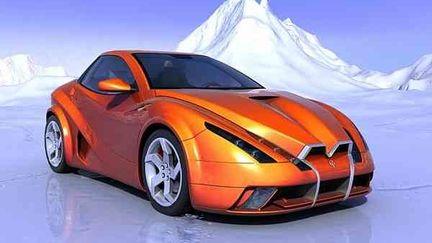 Trendkill Gcide Car Concept
