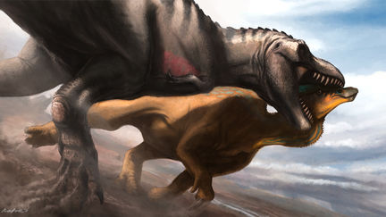 Weapon: Tarbosaurus