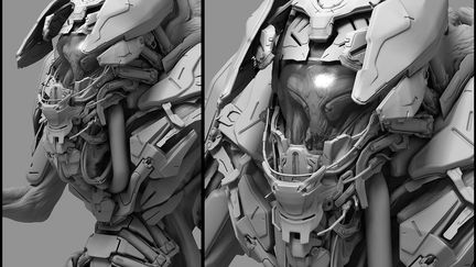 Alien Suit