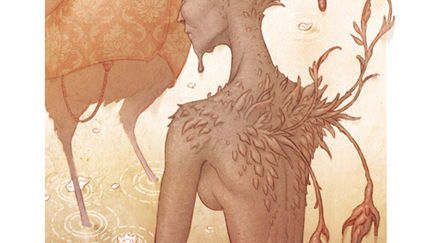 Fairy and Bird