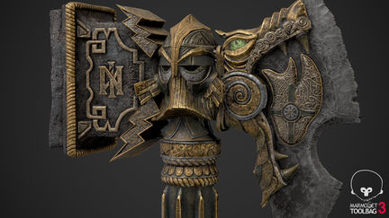 Viking Warhammer