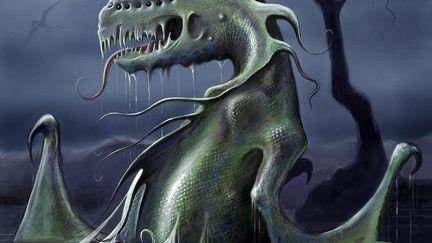 Marsh Monster