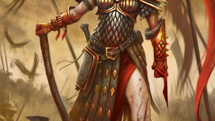 Red Sonja redesign
