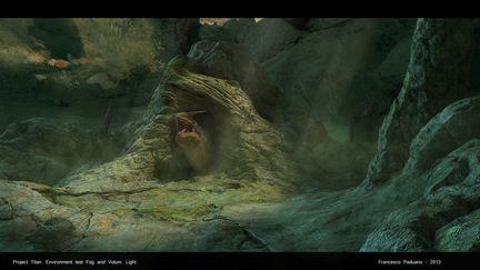 Titan - Animated short