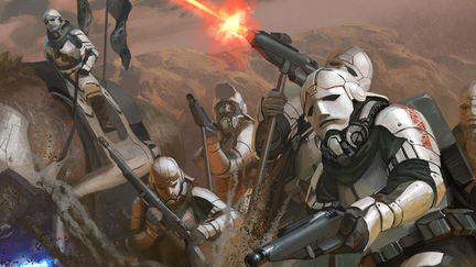 Star Wars Reimagined: Stormtroopers redesign