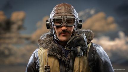 WWII Aviator