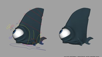 """""""TIGRE"""": Rigging and modeling"""
