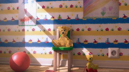The Birthday Teddy Bear